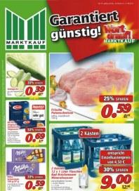 Marktkauf Lebensmittel Angebote. Gültig bis 31.08.2013 August 2013 KW35