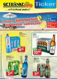 Getränkeland Getränke Angebote gültig ab: 26.08.2013 August 2013 KW35 5
