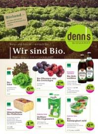 Denn's Biomarkt Aktuelle Angebote August 2013 KW35 1