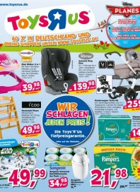 Toys'R'us Wir schlagen jeden Preis August 2013 KW35