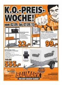 Globus Baumarkt Baumarkt Angebote September 2013 KW36
