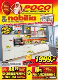 POCO Auszüge aus unserem neuen Küchenkatalog August 2013 KW35