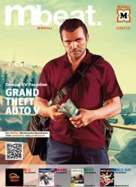 Müller mbeat Entertainment Magazin September 2013 KW35