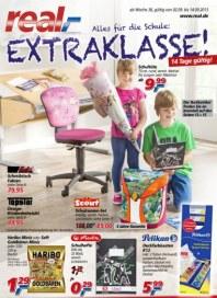 real,- Alles für die Schule: Extraklasse September 2013 KW36