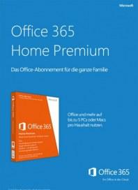 Microsoft Office 365 Home Premium September 2013 KW35