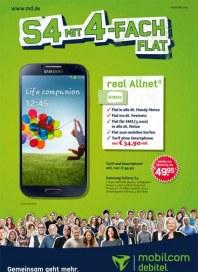 mobilcom-debitel Gemeinsam geht mehr September 2013 KW35