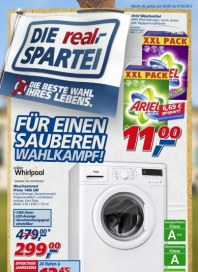 real,- Sonderbeilage - Spartei September 2013 KW36