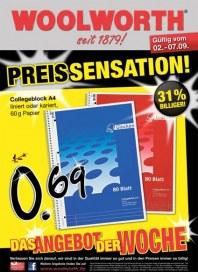 Woolworth Preissensation September 2013 KW36