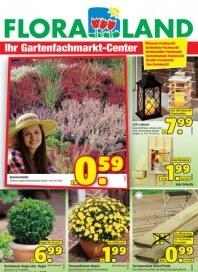 hagebaumarkt Ihr Gartenfachmarkt-Center Floraland September 2013 KW36