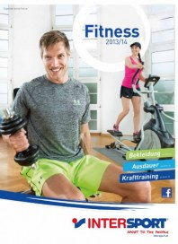 Intersport Intersport Fitness Katalog 2013/14 September 2013 KW35