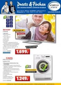 Dreetz & Firchau Ihre Haushaltsgeräte-Experten in Berlin September 2013 KW36