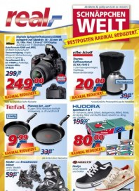 real,- Sonderbeilage - Restposten September 2013 KW36