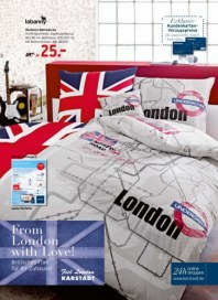 KARSTADT 03.09.2013 Living - From London with Love - 03.09 September 2013 KW36