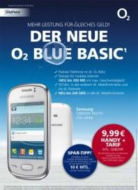 Perlecom Der neue o2 BLUE BASIC September 2013 KW36