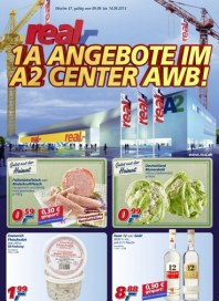 real,- Sonderbeilage - 1A Angebote im A2 Center AWB September 2013 KW37