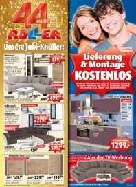 Roller Unsere JUBI-Knüller September 2013 KW37