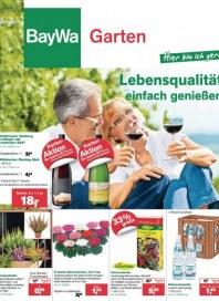 Baywa Bau- & Gartenmärkte Bau & Garten Angebote September 2013 KW37