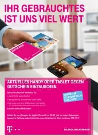 Telekom Shop Ihr gebrauchtes ist uns viel Wert September 2013 KW37