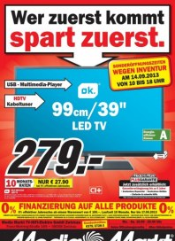 MediaMarkt Technik Angebote September 2013 KW37 24