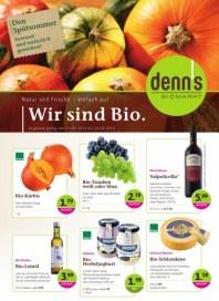 Denn's Biomarkt Aktuelle Angebote September 2013 KW37