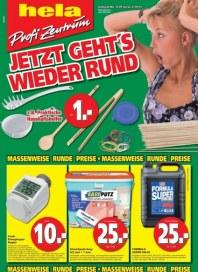 hela Profi Zentrum Baumarkt Angebote September 2013 KW38 8
