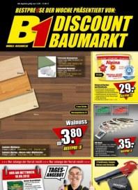 B1 Discount Baumarkt Aktuelle Angebote September 2013 KW37 1