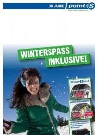 point S Reifen- und Felgenangebote - Winterspass inklusive September 2013 KW37 1