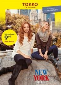 Takko Fashion New York Styles 2 September 2013 KW38