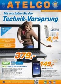 ATELCO Computer Technik-Vorsprung September 2013 KW38