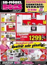 SB Möbel Boss Aktuelle Angebote September 2013 KW38 2