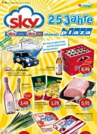 SKY-Verbrauchermarkt 25 Jahre SKY September 2013 KW38 2