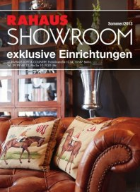 Rahaus Showroom 09/2013 September 2013 KW38