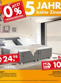 Möbel Kraft 5 Jahre keine Zinsen September 2013 KW38