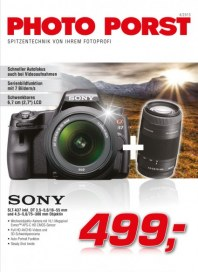 PHOTO PORST Angebote September 2013 KW39
