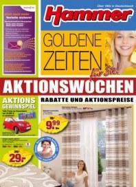 Hammer Goldene Zeiten - Aktionswochen September 2013 KW39