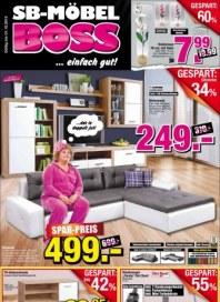 SB Möbel Boss Aktuelle Angebote September 2013 KW39 3