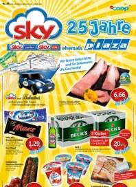 SKY-Verbrauchermarkt 25 Jahre SKY September 2013 KW39 3