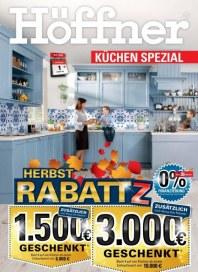 Höffner Küchen Spezial September 2013 KW39 4