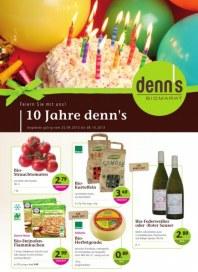 Denn's Biomarkt Aktuelle Angebote September 2013 KW39 1