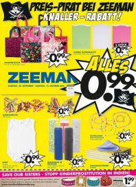 Zeeman Aktuelle Angebote Oktober 2013 KW40