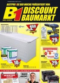B1 Discount Baumarkt Aktuelle Angebote September 2013 KW39 3