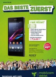 mobilcom-debitel Das Beste zuerst September 2013 KW40