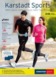 KARSTADT 01.10.2013 Sportmix 01.10 Oktober 2013 KW40