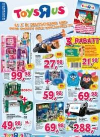 Toys'R'us Wir schlagen jeden Preis Oktober 2013 KW40