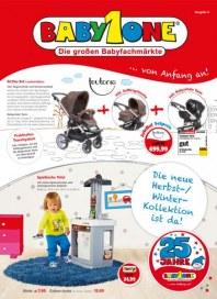 BabyOne Die neue Herbst-/Winter-Kollektion ist da Oktober 2013 KW40