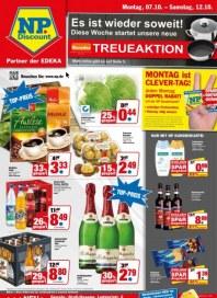 NP-Discount Aktueller Wochenflyer Oktober 2013 KW41