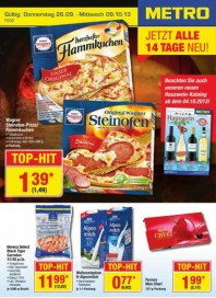 Metro Cash & Carry Food Oktober 2013 KW40