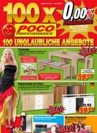 POCO 100 unglaubliche Angebote Oktober 2013 KW40