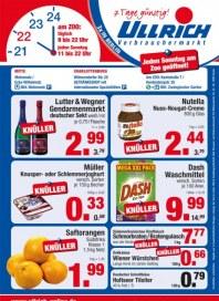 Ullrich Verbrauchermarkt Knüller Oktober 2013 KW41