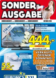 Euronics Sonderausgabe Oktober 2013 KW40 2